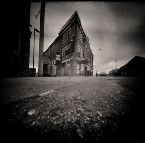 Just Another Nightmare Pinhole, por artman045