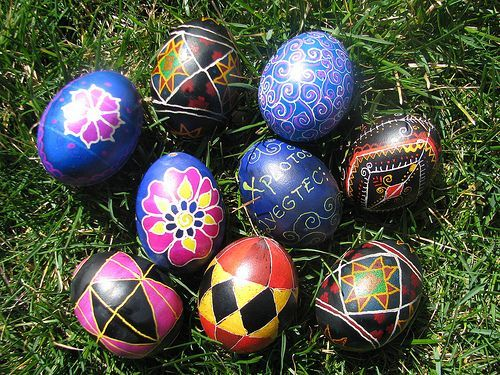 Pysanky - Ukranian Easter Eggs, por Henna by Heather - Mehndi in Boston Providence M