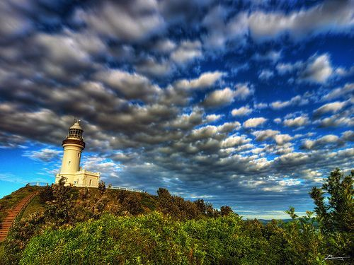 cape byron, por paul bica