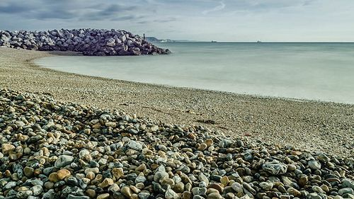 Weymouth with Welding Glass 1, por Bushtography