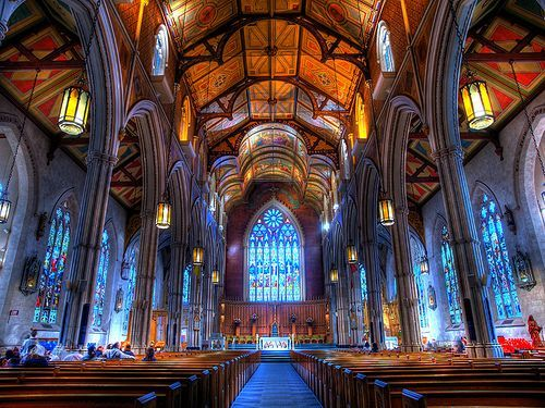 St Michaels Cathedral, por aul bica